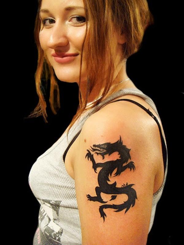 Tatuajes de dragones para mujeres: ¡son tendencia! 5