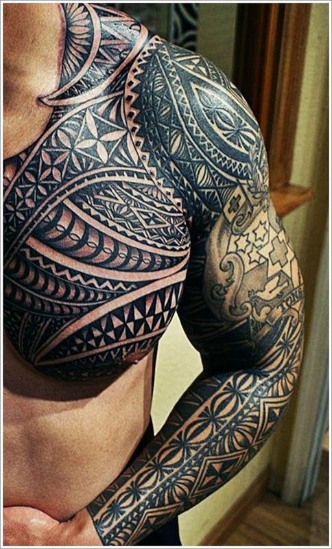 Tatuajes Maorí: la iconografía ancestral 3