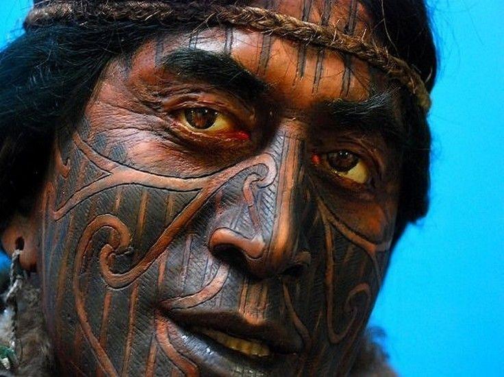 Tatuajes Maorí: la iconografía ancestral 5