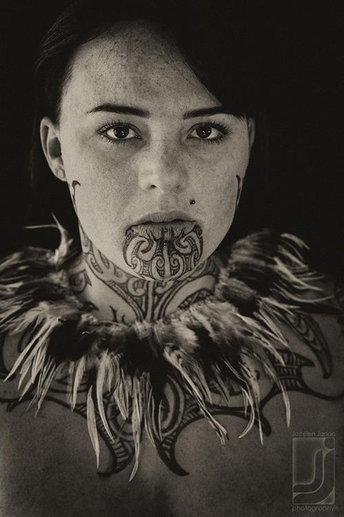 Tatuajes Maorí: la iconografía ancestral 8