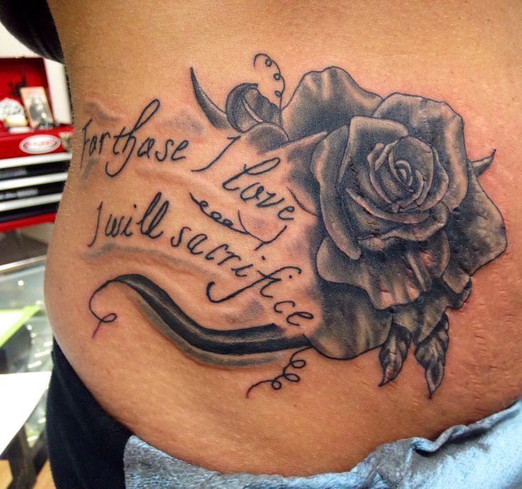 Tatuajes Para Tapar Estrías Cómo Disimular Estrías Con Los Tattoos