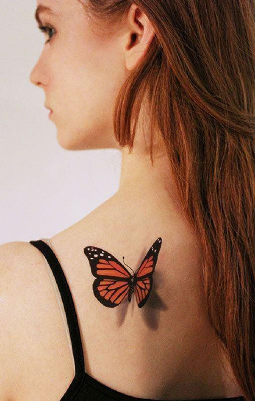 Tatuajes en 3d: arte en otra dimensión. 4