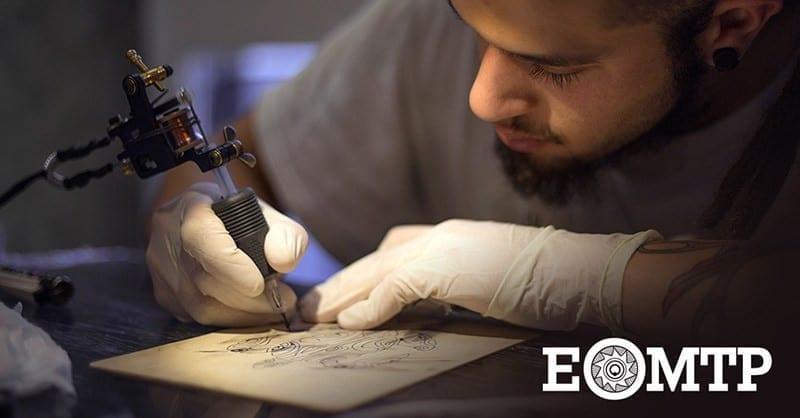Curso tatuador en Barcelona