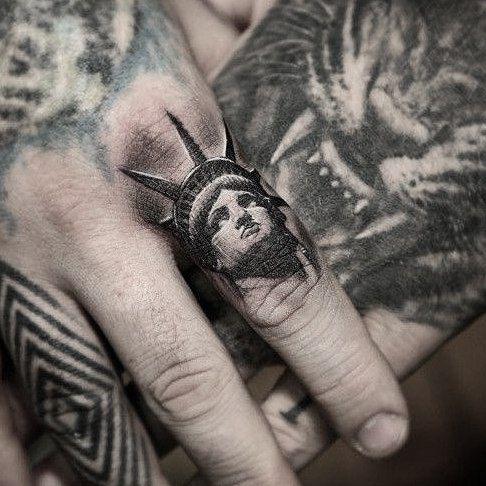Tatuajes De Lugares Una Opción Con Muchas Posibilidades