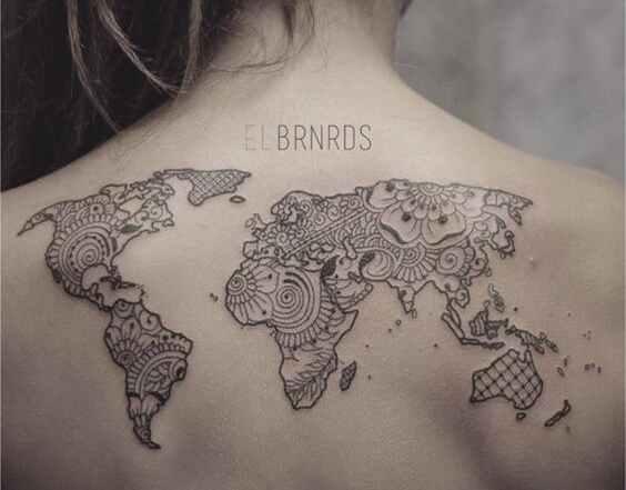 Tatuajes de lugares 5