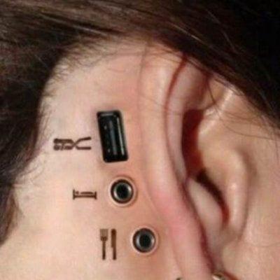 Los tatuajes 3D