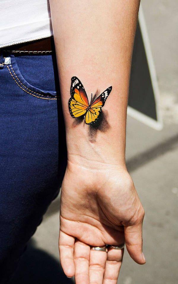 tatuaje 3D