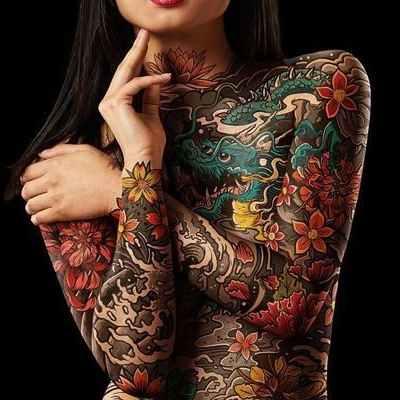 Los tatuajes y las ocurrencias que giran alrededor de ellos