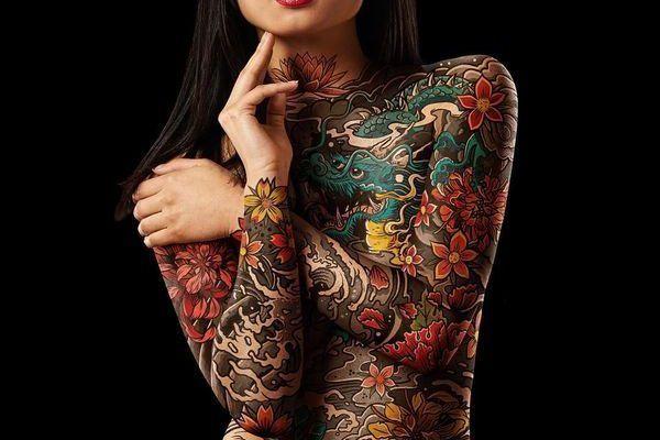 Los tatuajes y los mitos que giran alrededor de ellos