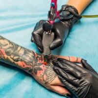 Cosas que no debes de hacer antes de tatuarte
