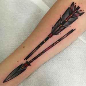 La variación del significado de las flechas