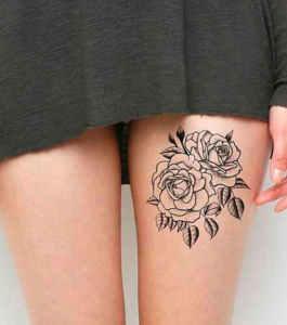 Uma tatuagem recém-feita sempre parecerá muito pigmentada