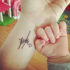 Los tatuajes pueden ser un gusto sin significado
